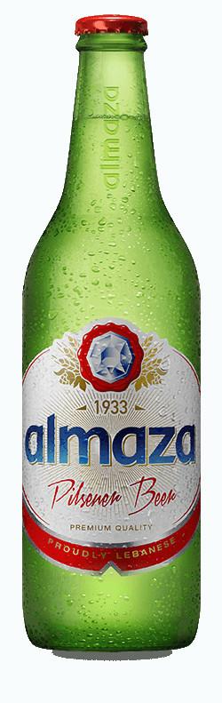 Birra Almaza 33cc
