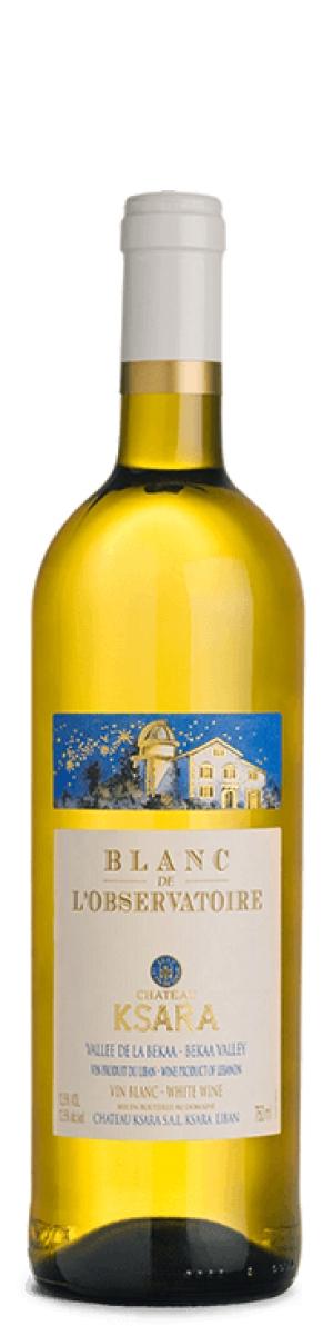 Blanc De L'Observatoire - Vino bianco libanese