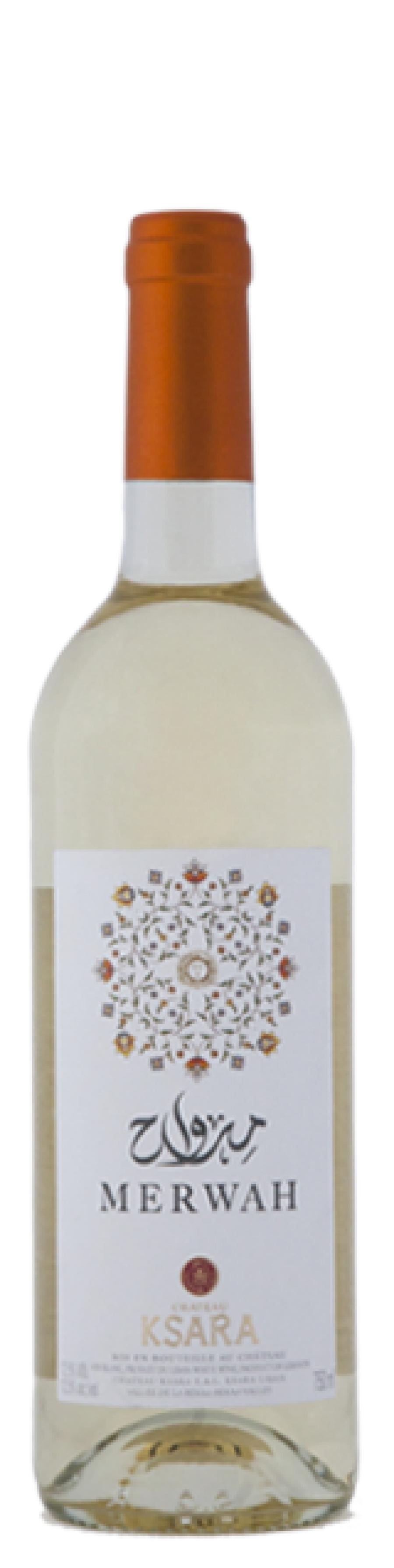 Merwah - Vino bianco libanese